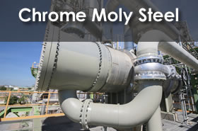 Link to Chrome Moly Steel